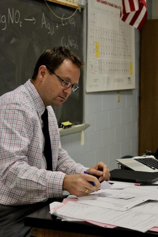Eastern Welcomes: Mr. Patton