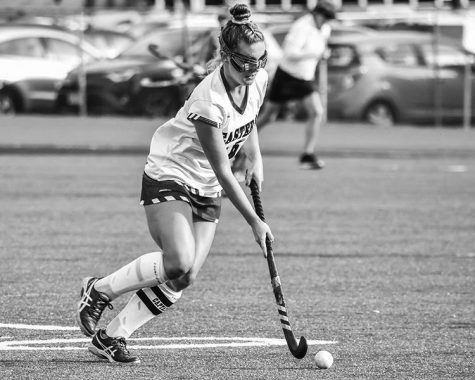Jessica Maute makes an impact, on, off field