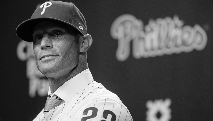 Gabe Kapler, Phillies' new manager, hopes to bring the team success