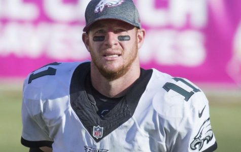 Carson Wentz tears ACL, out for rest of the season