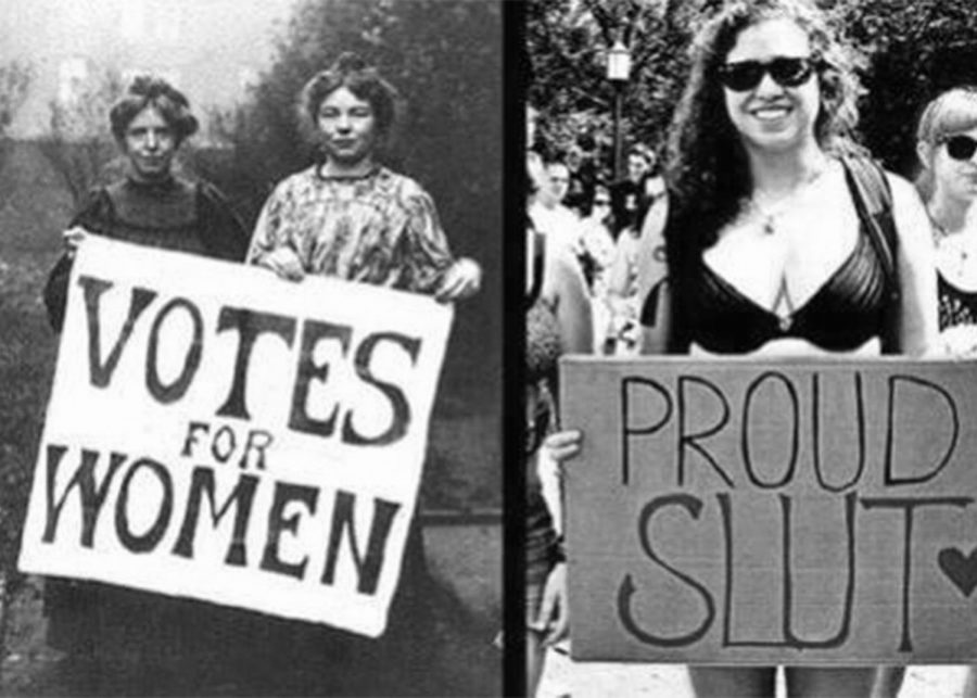 Lost roots: the ineffectiveness of feminist movement