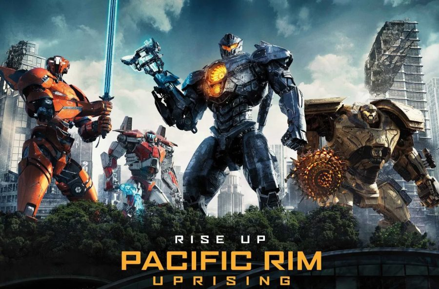 A rockem', sockem' Pacific Rim
