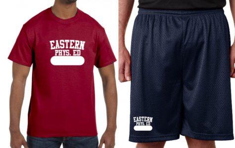 Dress up! Gym uniforms arrive next year