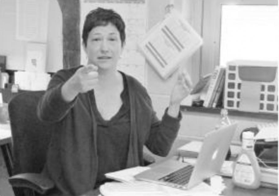 Ms. Palmer will teach the new AP Capstone program.