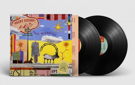 """Paul McCartney's """"Egypt Station"""" rolls to the top of the charts"""