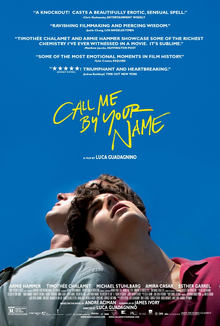 """Call Me by Your Name"" offers a new look on love"