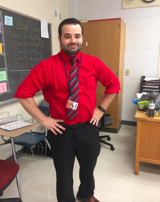 Eastern's reputation draws Mr. Schafer