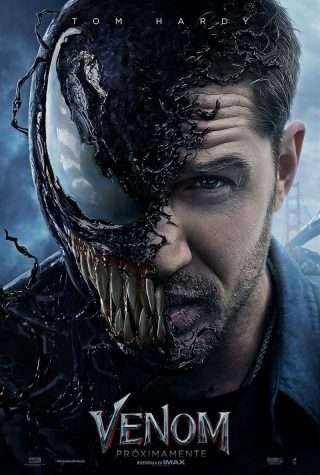 """Anti-hero """"Venom"""" takes to the theaters with loads of gore and villainous glory"""