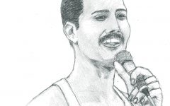 Freddie Mercury will rock you