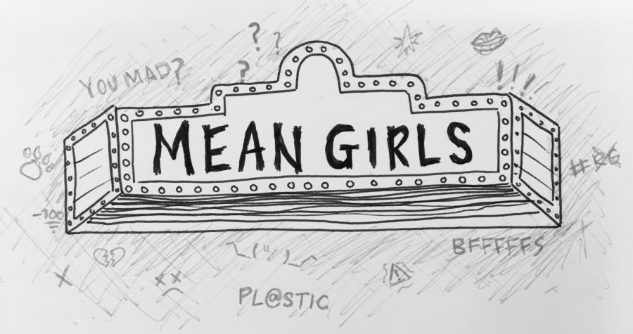 """'Burn Book' on Broadway:  """"Mean Girls"""" takes the stage"""