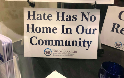 Anti-Semitism strikes home in New Jersey