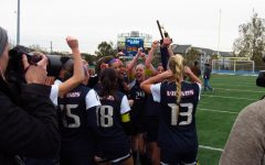 Girls Soccer has historic season