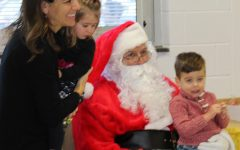 Interact members host Santa Brunch