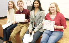 Poetry Out Loud Takes Center Stage