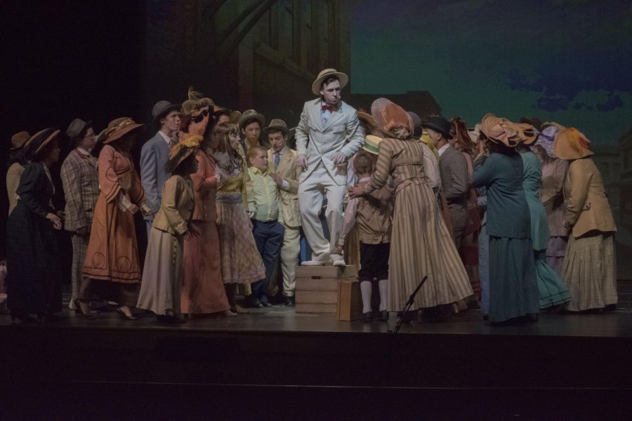 """""""The Music Man"""" turns Voorhees into River City"""
