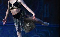 Humans of Eastern: Isabel Rinaldi, dancer.