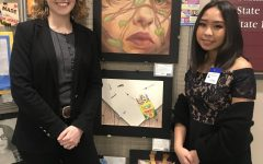 Dacanay honored at NJ State House for her art