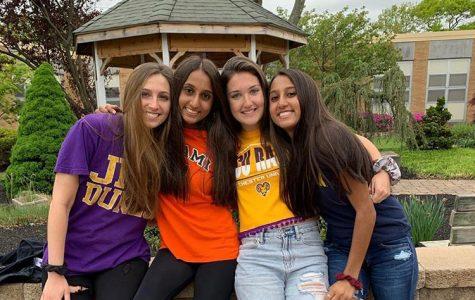 Mikala Zuber, Renali Patel, Lauren Joyce, Serena Patel