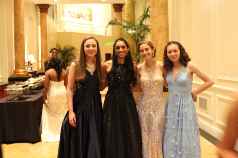 Alyssa+Capriotti%2C+Kena+Patel%2C+Julia+Kirk%2C+Vanessa+Bein