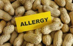 Nut allergies make me anxious