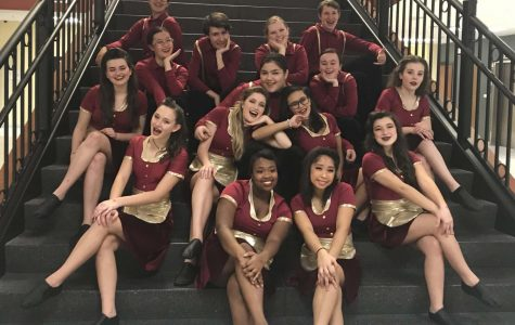 Color Guard season wraps up in Wildwood
