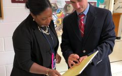 Mrs. Holloway-Taluy takes on new position at Westampton Middle School