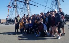 History Honors Society visits NE historic sites