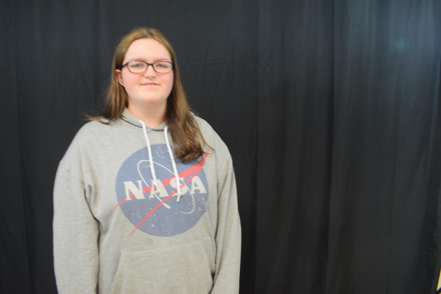 Mia Matis is a freshman and looks forward to covering topics for The Voyager