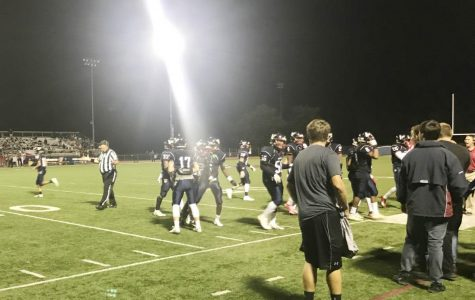 Eastern Football dominates Cherry Hill East in home opener