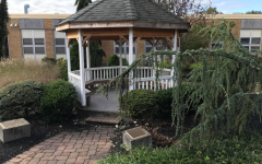 Tranquility guaranteed at the gazebo.