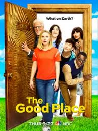 The Good Place is a show with a lot of heart and humor.