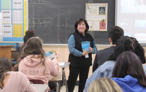 After 44 years of teaching, Mrs. Brattstrom passes on the torch