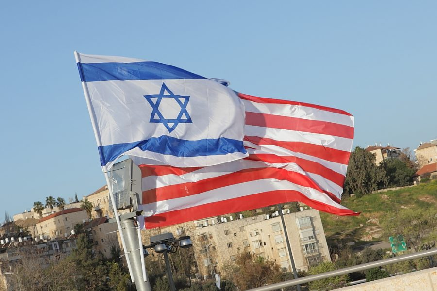 In+recent+years%2C+the+relationship+between++the+U.S.+and+Israel+has+remained+strong.