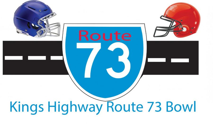 Burlington County College takes on Camden County College in the Kings Highway Route 73 Bowl.