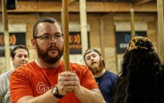 """""""It's basically darts on steroids"""": Axe throwing with Mr. Bradley"""