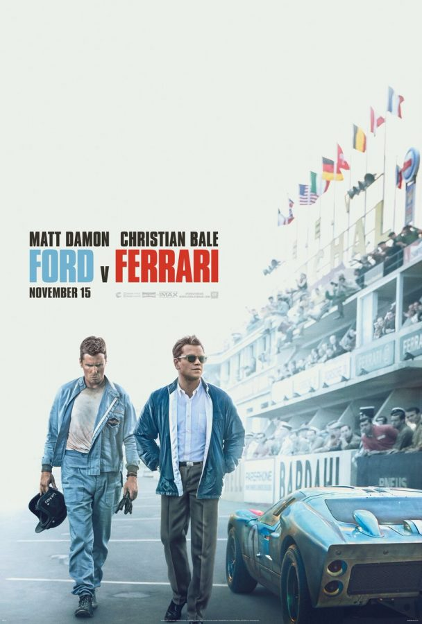 Ford v Ferrari: Racing Into the Oscars