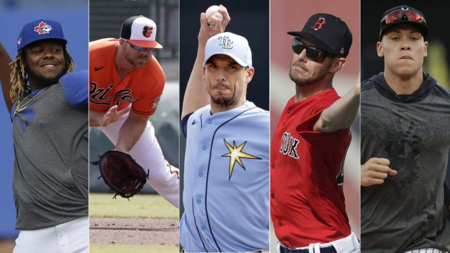 Who will reign supreme this year in the AL East?