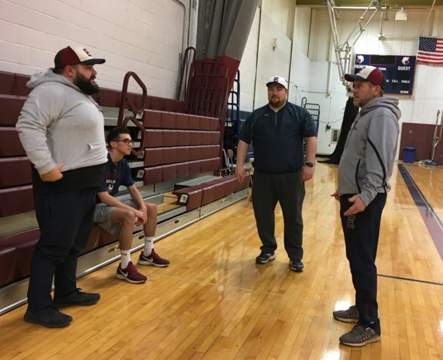 A stop and chat with 2019 CP 'Coach of the Year,' Mr. Christ