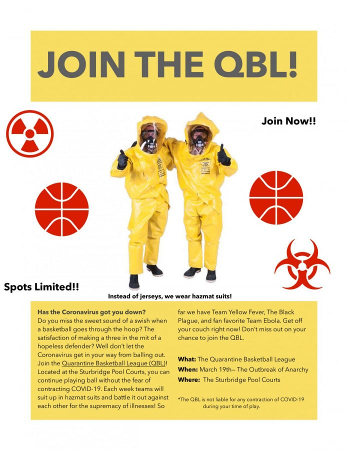Join the QBL!
