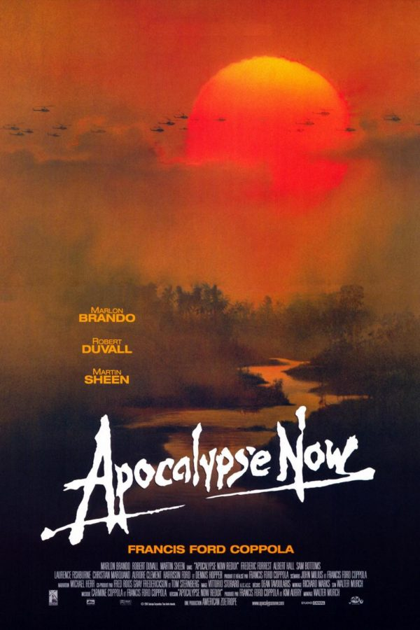 The film was released in 1979. Marlon Brando's dramatic portrayal of Colonel Kurtz feels like you are seeing Don Corleone's bad side; it is dark, scary, and powerful.