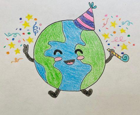 Happy Earth Day! I