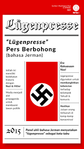 Hitler controlled Germany using one phrase: lugenpresse. It translates to lying press. He controlled exactly where the newspaper went, what information used and placed limitations on who could write and publish. He understood the importance of journalism and the power within words. He controlled what the people knew.