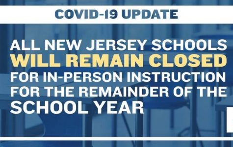 On Monday, Governor Phil Murphy announced the closure of all New Jersey schools for the rest of the year.
