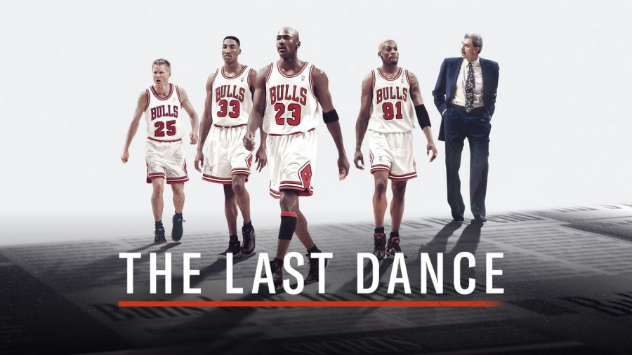 """The Last Dance"" is a 10-episode miniseries documentary about Michael Jordan and the legendary Chicago Bulls of the 1990s."