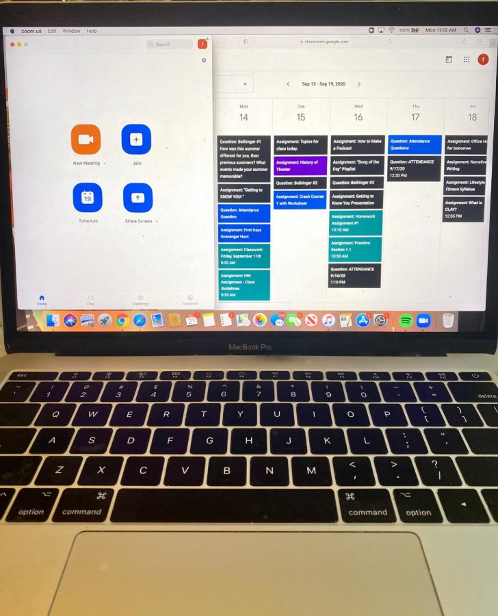 Instead+of+a+classroom+filled+with+peers%2C+a+desolate+laptop+screen+is+now+the+constant+view+for+students.