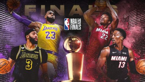 LeBron and the Lakers look to capture the franchise's first championship ring since 2010 against Jimmy Butler and the Miami Heat.