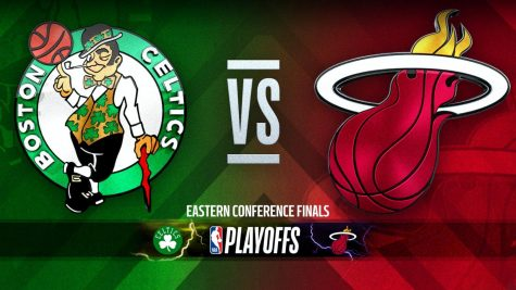 The Miami Heat defeated the Boston Celtics in 6 games in this year's ECF.