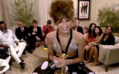 Zendaya, 24, becomes the youngest woman to win the Emmy for Outstanding Actress in a Drama Series, for her role in HBO's 'Euphoria'