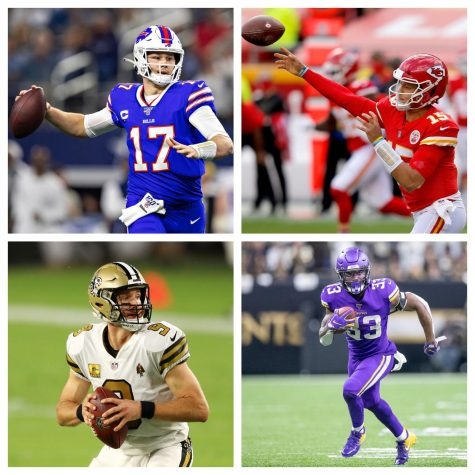 Josh Allen (BUF), Patrick Mahomes (KC), Drew Brees (NO), and Dalvin Cook (MIN) were some of the biggest stars of Week 9 with their outstanding individual performances.