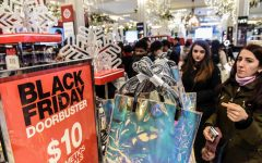 Infamous Black Friday crowds are a thing of the past as stores take precautions to keep shoppers safe